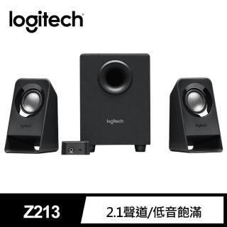 【Logitech 羅技】Z213 Multimedia Speakers 喇叭