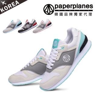 【PAPERPLANES韓國品牌】韓製暖色男女休閒鞋(7-1328/現貨)