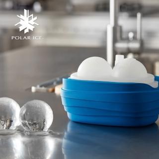 【POLAR ICE】極地冰盒-極地動物系列(南極藍)