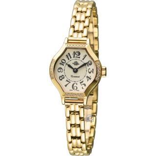 【Rosemont】玫瑰錶茶香玫瑰系列IV 酒桶型時尚錶(TRS-030-01MT)