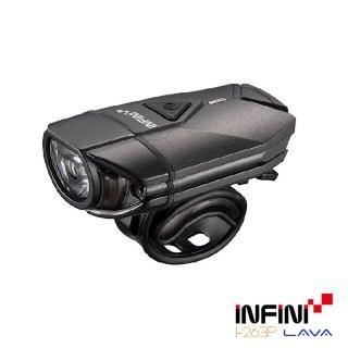 【INFINI LAVA】I-263P 3瓦高效能專業自行車前燈(黑色)
