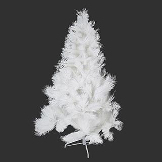 【聖誕樹】台灣製7尺/7呎210cm特級白色松針葉聖誕樹裸樹-不含飾品-不含燈(.)/