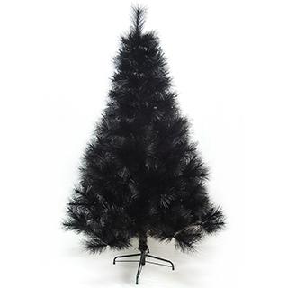 【聖誕樹】台灣製8尺/8呎240cm特級黑色松針葉聖誕樹裸樹-不含飾品-不含燈/