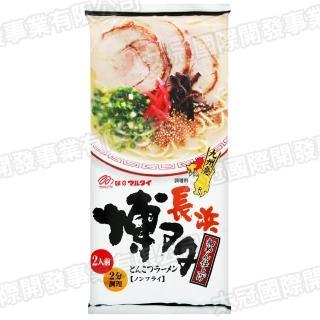 【Marutai丸太】各地拉麵-博多醬油(185g)