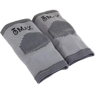 【OMAX】竹炭護肘護具--2入(台製)