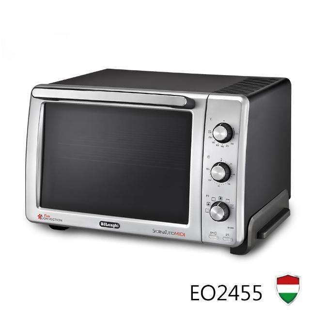 義大利 DeLonghi迪朗奇 24公升旋風式烤箱(EO2455)