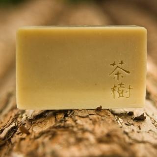 【文山手作皂】淨顏茶樹_調理油水平衡 緊緻毛孔(油性肌膚)