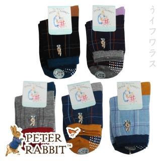 【PETER RABBIT】比得兔精繡大童襪-12雙入(SK2336/651/5711/661)