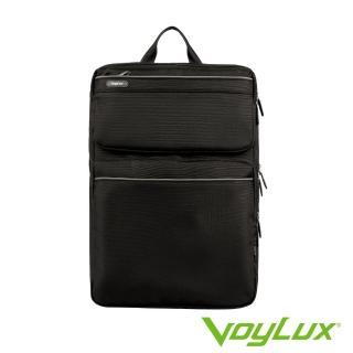 【VoyLux伯勒仕】防潑水多隔層設計 雙肩大後背包 / 電腦包(二色-32801xx)