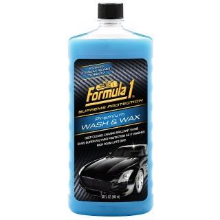 【Formula1】超級防護頂級雙效洗車精(#17377)