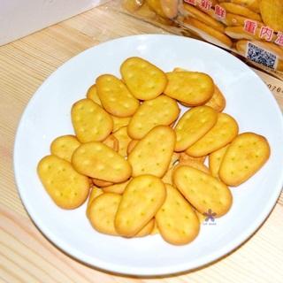 【福義軒】迷你蛋黃餅400g(五包組)