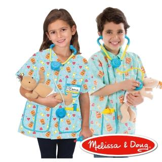 【美國瑪莉莎 Melissa & Doug】兒科護士服遊戲組