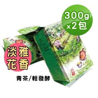 【TEAMTE】四季春青茶(600g/真空包裝)