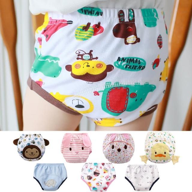 【baby童衣】3層一般型學習褲五入組