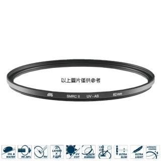 【STC】雙面長效防潑水膜 鋁框 抗UV 保護鏡(72mm)