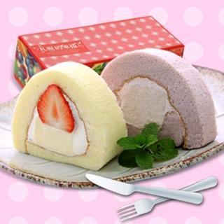 【北海道札幌-宜蘭名店】超人氣奶凍.蛋糕捲6入組-口味任選(6入組)
