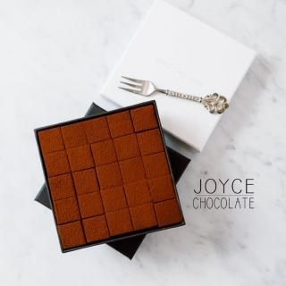 【JOYCE巧克力工房】日本超夯經典73%生巧克力禮盒(25顆/盒 2盒/組)