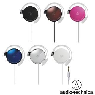 【鐵三角】ATH-EQ300M 輕量薄型耳掛式耳機
