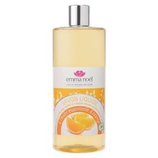 【Emma Noel艾瑪 諾耶】歐盟BIO柑橘果香馬賽液體皂(1000ml)