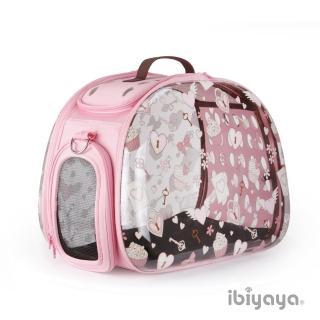 【IBIYAYA依比呀呀】透明膠囊寵物提包-杯子蛋糕(FC1220)