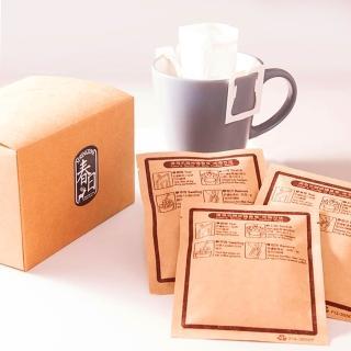 【春日咖啡】蘇門達臘—綠寶石曼特寧咖啡豆 濾掛式咖啡(10入/盒x5)