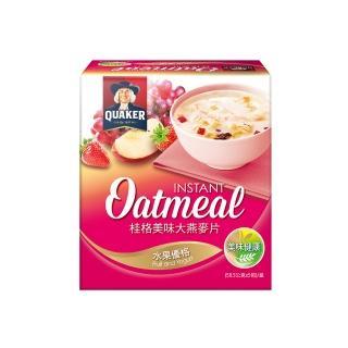 【桂格】美味大燕麥片-水果優格58.5gx5入