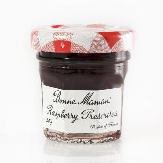 【Bonne Maman】法國BM迷你果醬-覆盆子 30g x60入