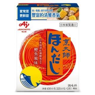 【烹大師】鰹魚調味料450g