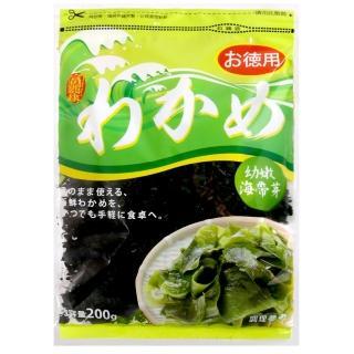【富麗康】富麗康海帶芽(200g)