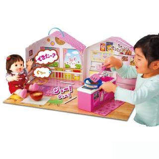 【日本POPO-CHAN】會說話的廚房客廳組合(家家酒/廚房遊戲)