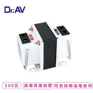 【Dr.AV】GTC-500 專業型升降電壓調整器(專業型)