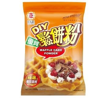 【日正食品】優質鬆餅粉(1000g)