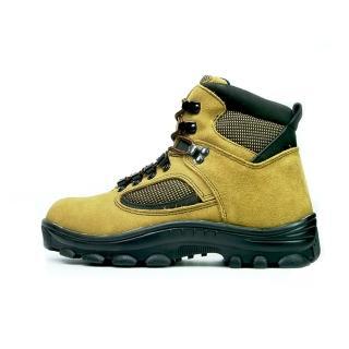 【KEY MAN】專業登山鞋(702棕 男 防水 登山 健走)