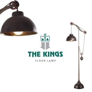 【THE KINGS】Galilei伽利略復古工業立燈