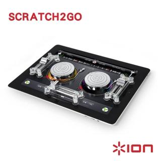【Ion Audio】SCRATCH2GO(簡易DJ控制器)