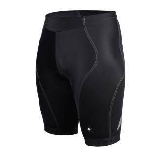 【SOOMOM】SOGK 男鐵人三項專用短褲-慢跑 路跑 單車 自行車 三鐵褲 反光 透氣 黑(2309601)