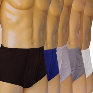 賽凡絲 100%蠶絲都會新潮男內褲超值組