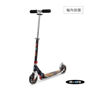 【Micro 滑板車】Speed+ 入門款推薦滑板車(成人二輪滑板車.避震佳)