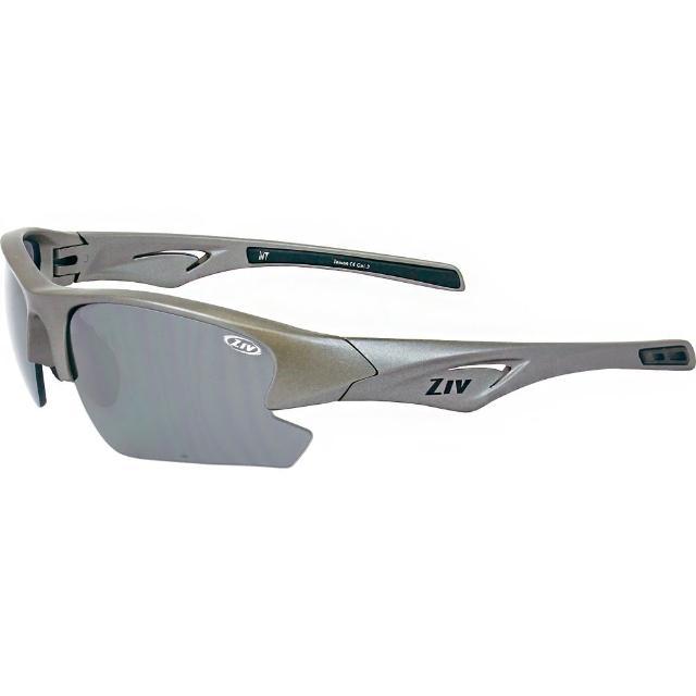 【ZIV 運動太陽眼鏡】HIT可換片系列運動休閒 偏光款(霧灰#N6-B102003)售完不補