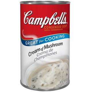 【金寶】奶油蘑菇濃湯(50oz)