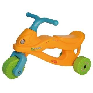 【寶貝樂】撞色機器人學步車/助步車