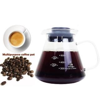 【AWANA】韓系手提式500ml咖啡杯x3入保溫杯真空隨手杯(3入隨機出貨)