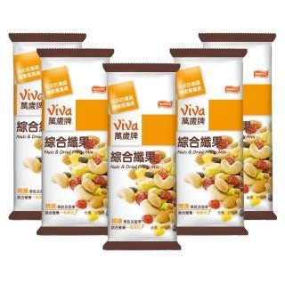 【萬歲牌】綜合纖果(36gx5包/盒)