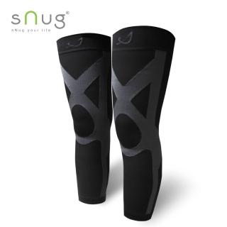 【SNUG】運動壓縮全腿套-1雙(M號)