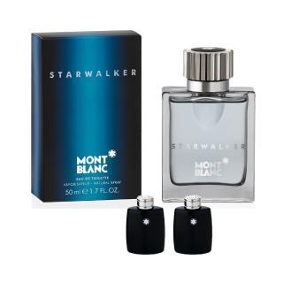 【MONT BLANC】星際旅者男性淡香水50ml(加贈傳奇經典男香迷你瓶*2)