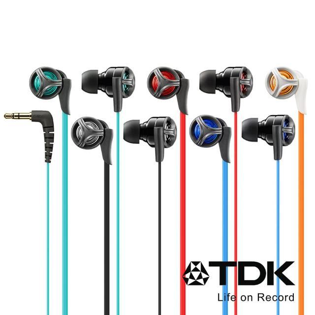 【TDK】超‧重‧低‧音 耳道式耳機(CLEF- X2)