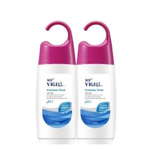 【即期良品】婦潔VIGILL 私密沐浴露 加強舒淨 220ml*2瓶組(效期20200201)