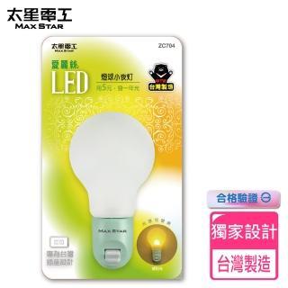 【太星電工】愛麗絲LED燈球小夜燈