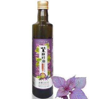 【金椿】紫蘇籽油_大瓶6入組(500ml/瓶)