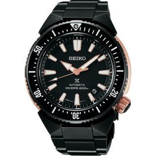 【SEIKO】PROSPEX SCUBA 200米潛水機械錶(6R15-03F0SD  SBDC041J)